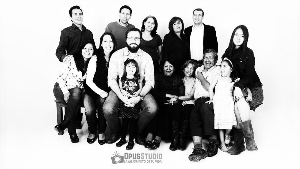 Estudio Fotográfico Profesional para Familias